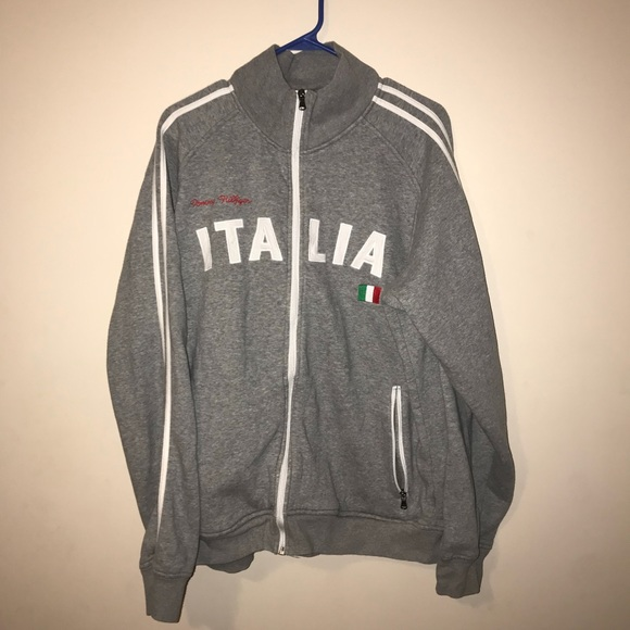 huge discount 30810 e3e98 Tommy Hilfiger Italia zip up jacket
